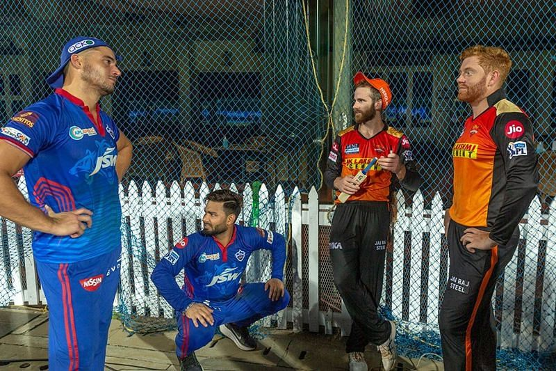 The Delhi Capitals beat the Sunrisers Hyderabad in IPL 2021 (Image Courtesy: IPLT20.com)