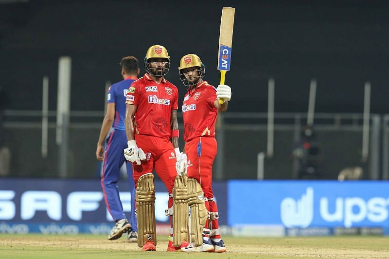 Rahul and Mayank will look to get PBKS off to a good start. (Image Courtesy: IPLT20.com)