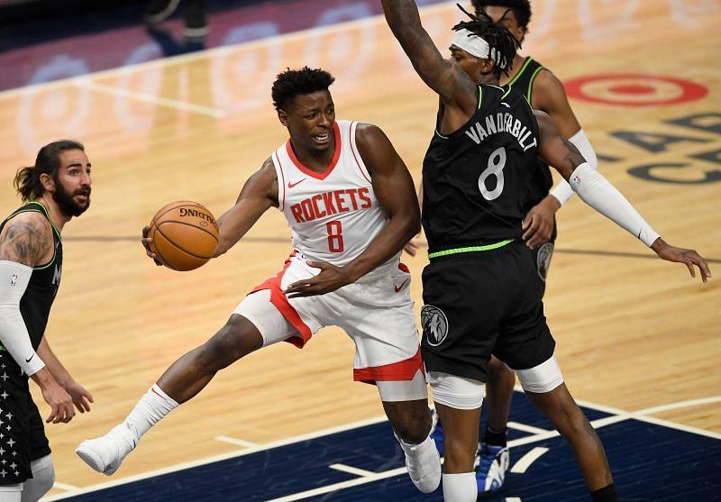 Houston Rockets forward Jae