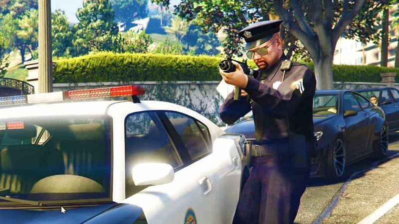 GTA RP has given rise to multiple iconic clips over the years (image via PCGamesN)