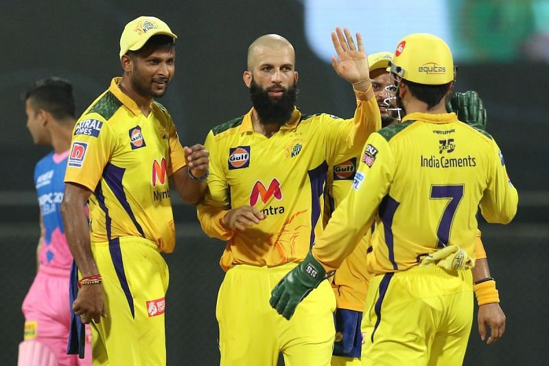 Moeen Ali was the architect of CSK