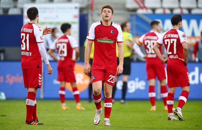 Sport-Club Freiburg will take on Arminia Bielefeld on Friday