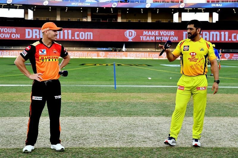 CSK have enjoyed playing against SRH - they