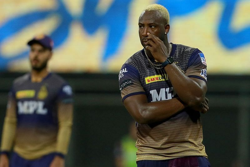 Andre Russell disclosed his two cricketing superstitions