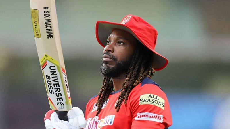 How many runs will Chris Gayle score today?