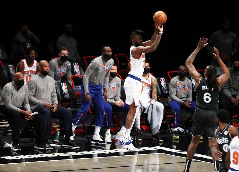 New York Knicks have one of the toughest schedules before they end their regular NBA season campaign.