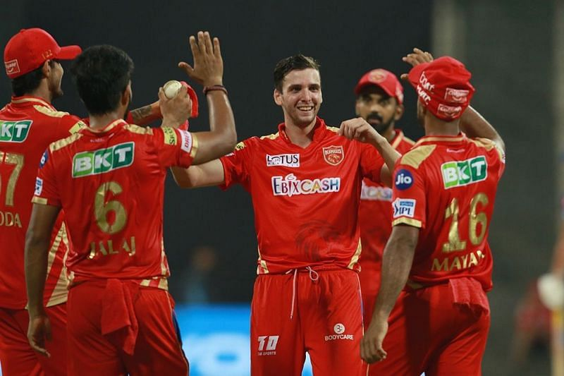 The Punjab Kings are on a 2-match losing streak in IPL 2021 (Image courtesy: IPLT20.com)