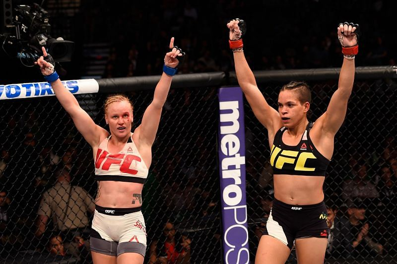 Valentina Shevchenko is the worst possible stylistic match-up for Amanda Nunes
