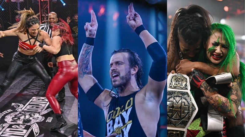 NXT TakeOver: Stand & Deliver is set to be a huge moment for the Black and Gold Brand