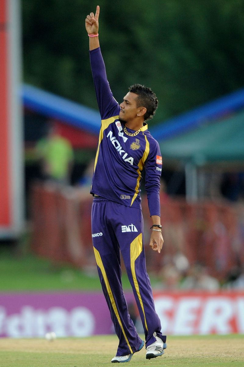 The Trinidadian spinner has often proved to be a game-changer for KKR.