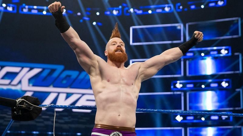 पूर्व WWE वर्ल्ड चैंपियन शेमस