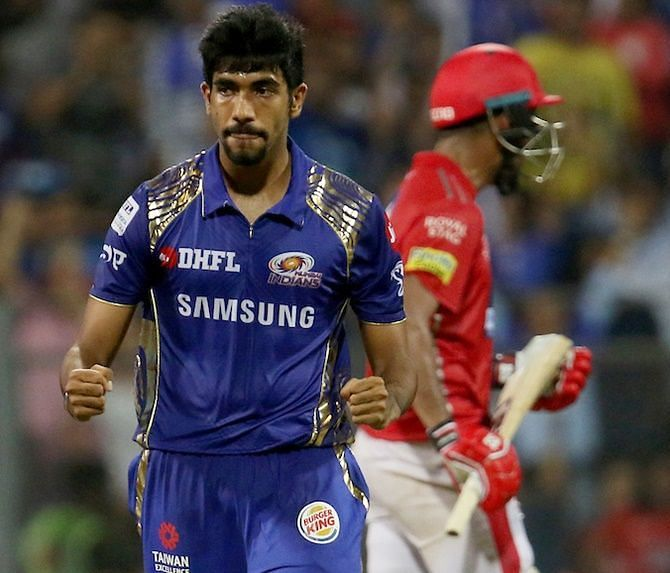Jasprit Bumrah would love to get back to top form against Punjab Kings| Source: BCCI