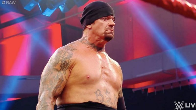 """The Undertaker has taken a lot of heat in recent months over calling the current WWE roster """"soft."""""""