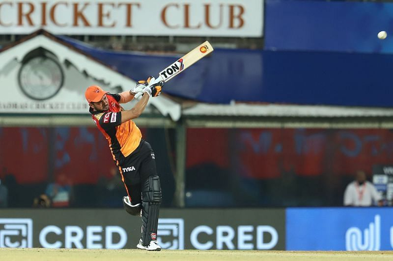 Manish Pandey did not get a place in the Sunrisers Hyderabad playing XI for the match against the Punjab Kings (Image courtesy: IPLT20.com)