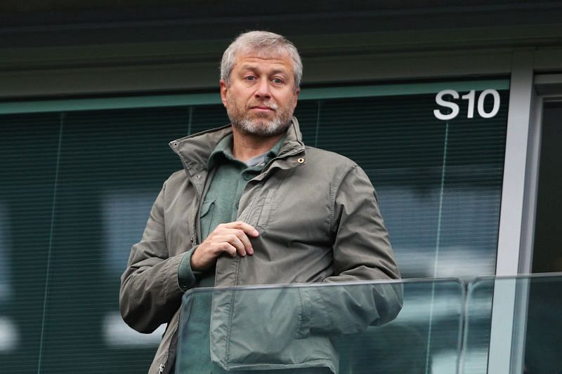 Roman Abramovich is the Chelsea owner