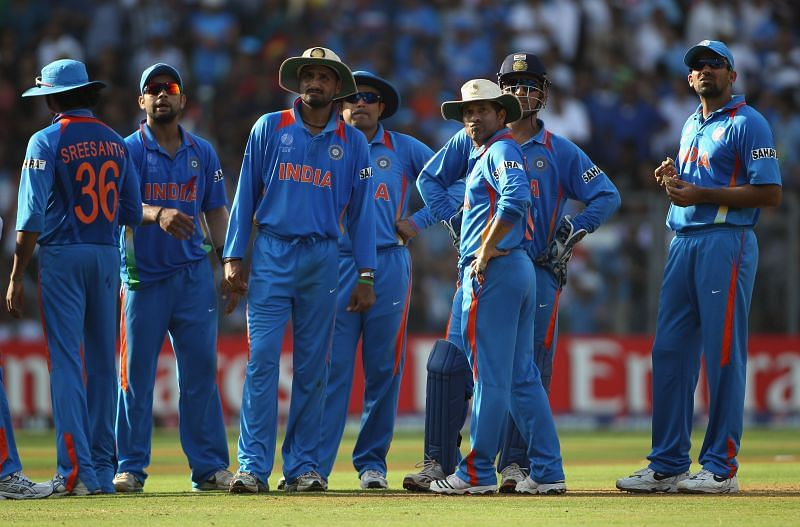 India made history in the 2011 World Cup