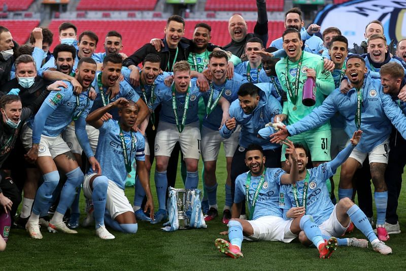Manchester City were deserved winners in the end