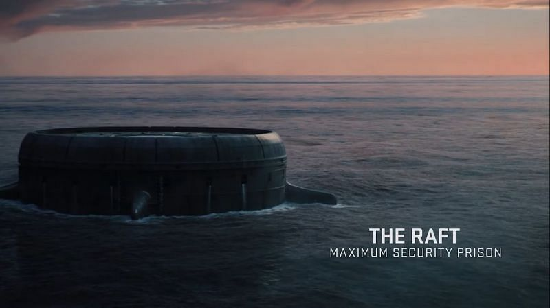 The Raft Prison - The Falcon and The Winter Soldier Episode 6 (Image via Marvel)