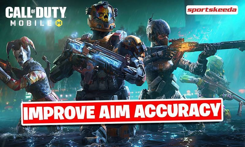 Improving aim accuracy in COD Mobile