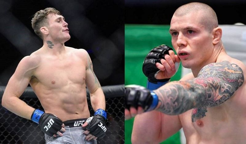 Darren Till (left); Marvin Vettori (right)