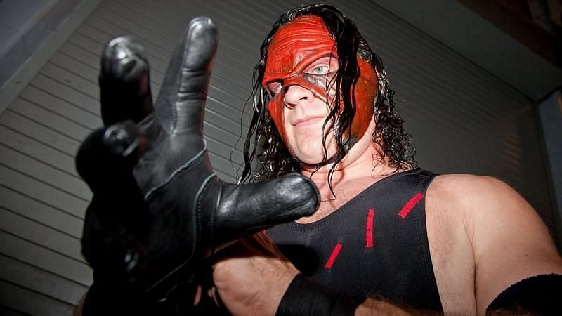 WWE सुपरस्टार केन