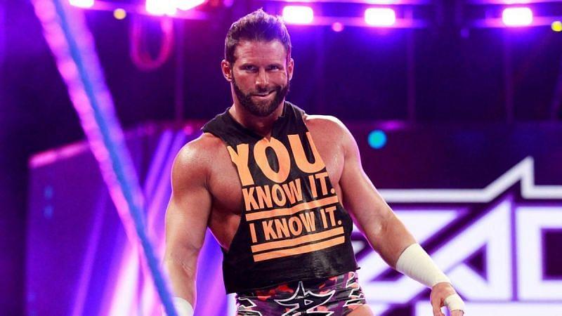 Matt Cardona performed as Zack Ryder in WWE from 2005 to 2020