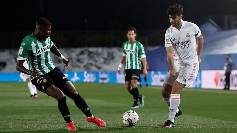Real Betis managed to keep Madrid at bay for the fourth consecutive season