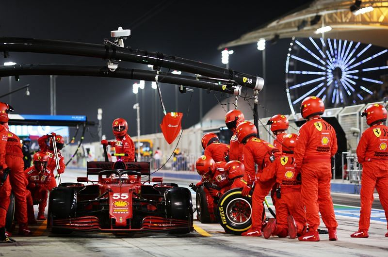 Ferrari finished P6 and P8 in Bahrain. Photo: Peter Fox/Getty Images.
