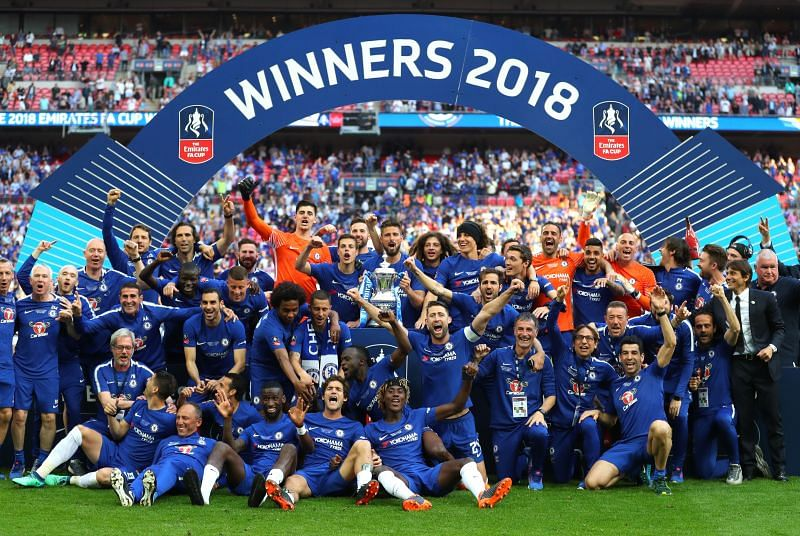 Chelsea v Manchester United - The Emirates FA Cup Final