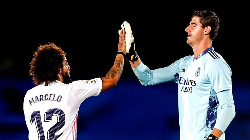 Real Madrid will face Chelsea in the Champions League semi-final