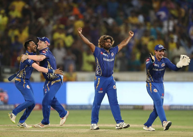 Lasith Malinga was a vital cog in the Mumbai Indians