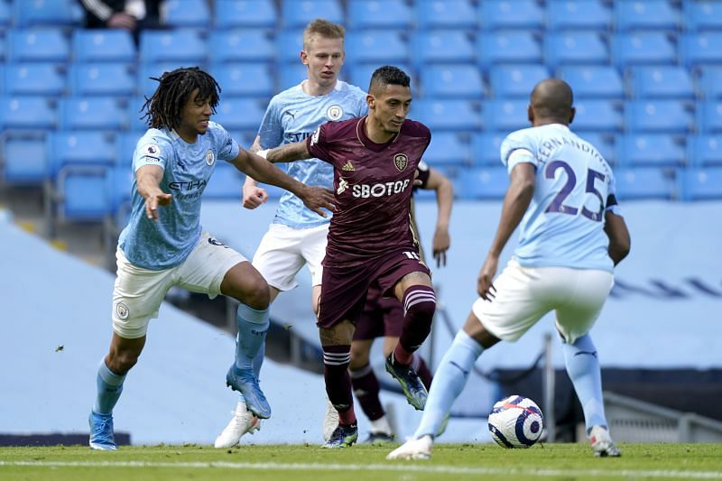 Manchester City welcomed Nathan Ake back into the first team after several months.