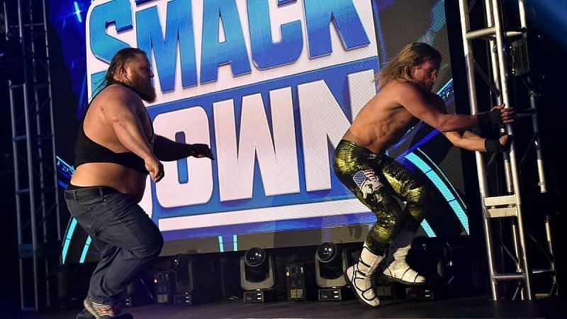 स्मैकडाउन(SmackDown)