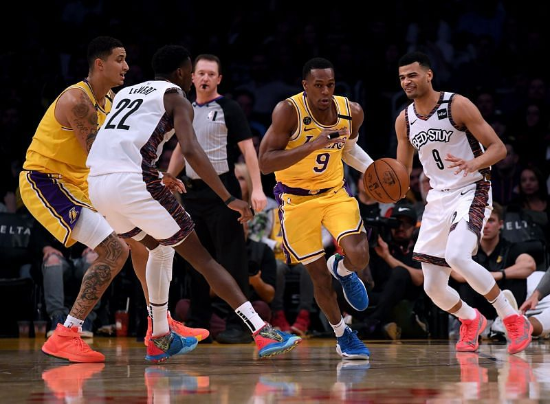 Ahead of the 2020-21 NBA playoffs, the Brooklyn Nets and the LA Lakers look to be two of the biggest contenders.