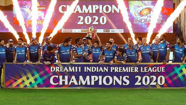 Can Mumbai Indians defend their IPL crown in 2021? (Credits: First Post)