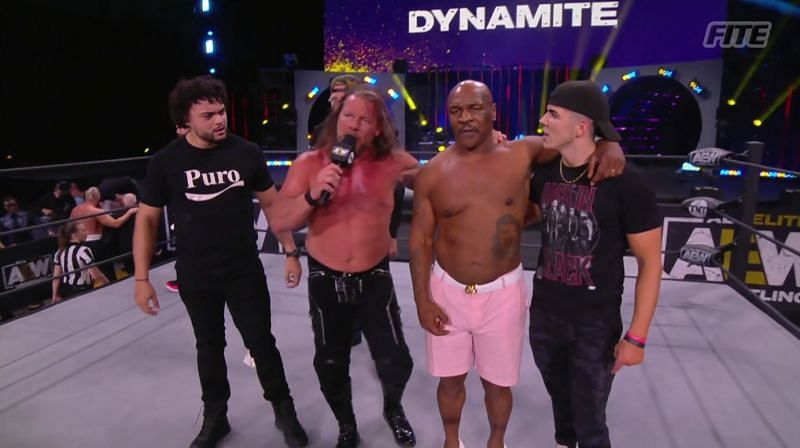AEW Dynamite Results: Inner Circle gets a new member, Big in-ring debut, 2 title matches