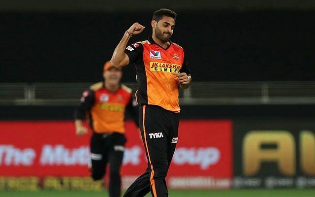 Bhuvneshwar Kumar (PC: BCCI/IPL)