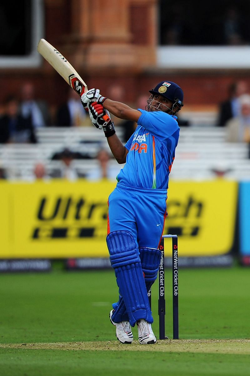 CSK star player Suresh Raina did not play last season
