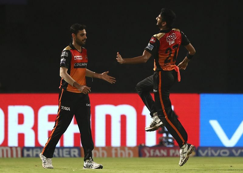 Sunrisers Hyderabad have abundant options in the bowling department