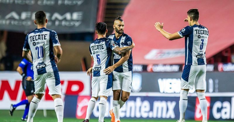 Monterrey are the firm favorites against Panjota in their last-16 clash