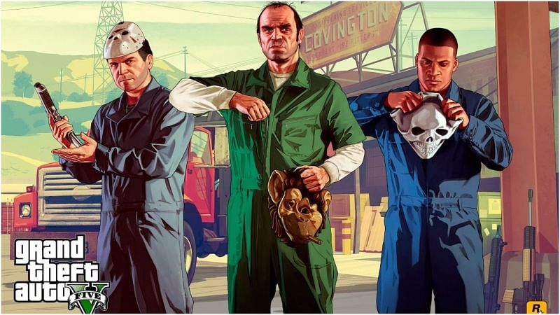 There are a variety of exciting missions in GTA 5 (Image via Rockstar Games)