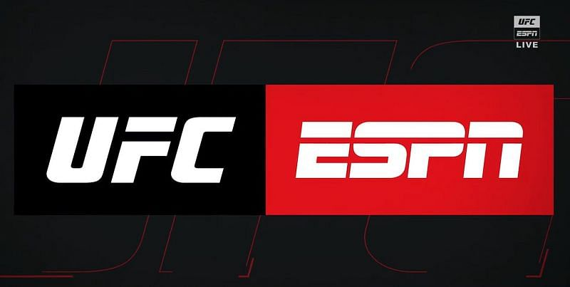 ESPN is the official broadcast partner of the UFC
