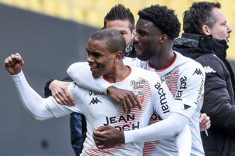 Can Lorient pick up some valuable points against Brest this weekend?