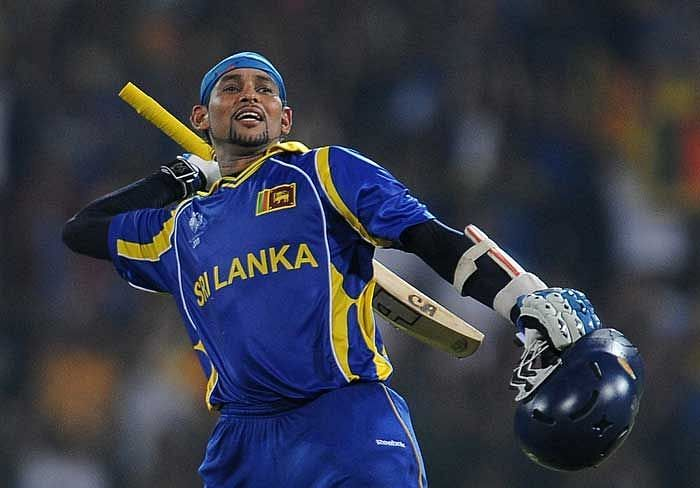 Dilshan was the leading run-getter in the 2011 World Cup