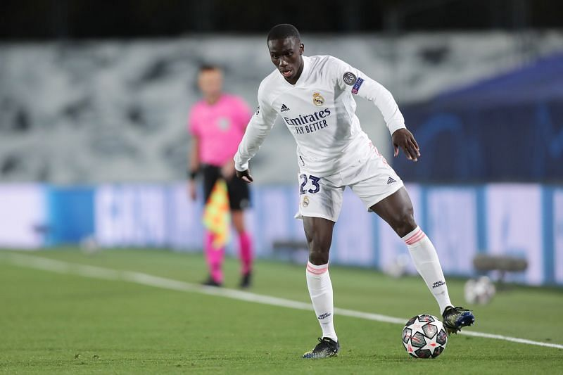Ferland Mendy will have to be aware of Salah