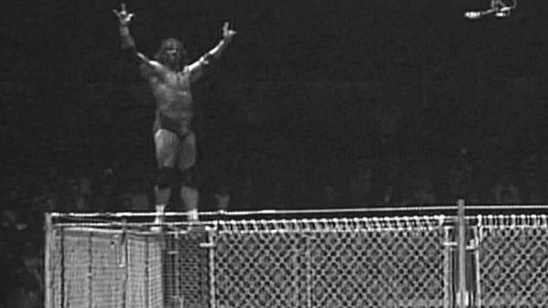 Jimmy Snuka also used the Superfly Splash in WWE
