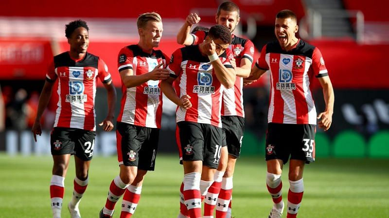 Southampton travel to the Hawthorns to take on in-form West Bromwich Albion