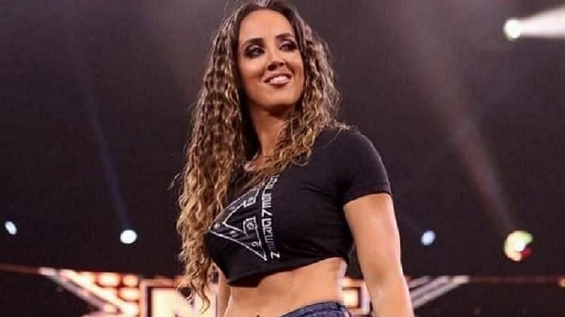 Chelsea Green was released by WWE earlier this month.
