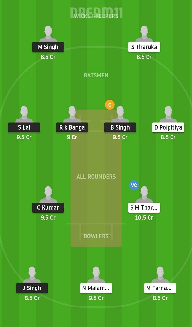 BCC vs BOG Dream11 Tips - ECS T10 Milan