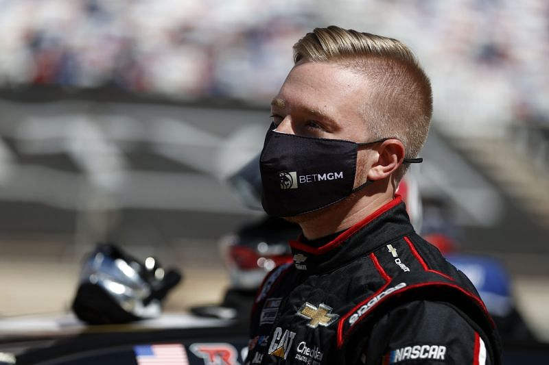 NASCAR has tabbed Tyler Reddick for a tire test of the Next Gen car at Darlington. Photo: Chris Graythen / Getty Images